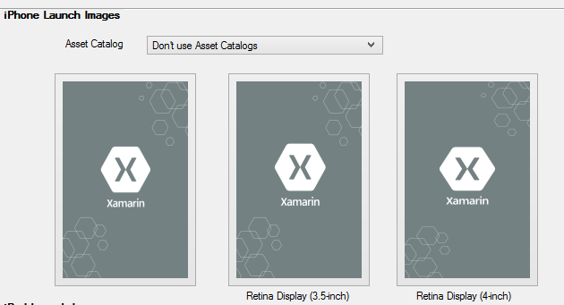 Adding a splash screen to Xamarin Forms apps « Corrado's Blog 2 0