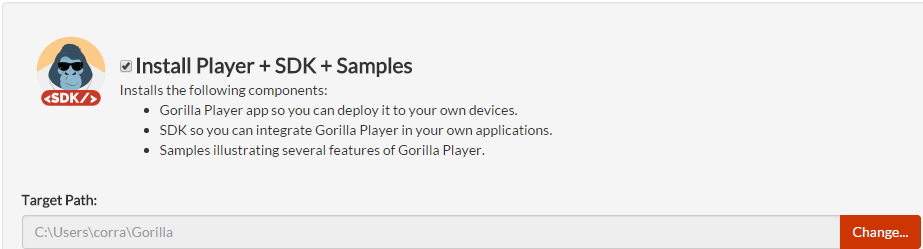 Xamarin Forms preview with Gorilla Player « Corrado's Blog 2 0